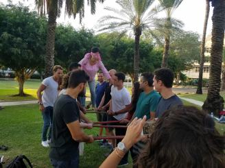 ODT in Israel, team-building in israel