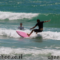 surfing in israel