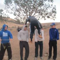 team-building in israel